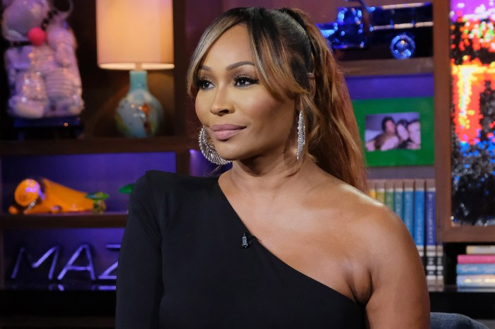 Cynthia Bailey's Fans Try To Find A Meaning In This Global Crisis That We're Going Through