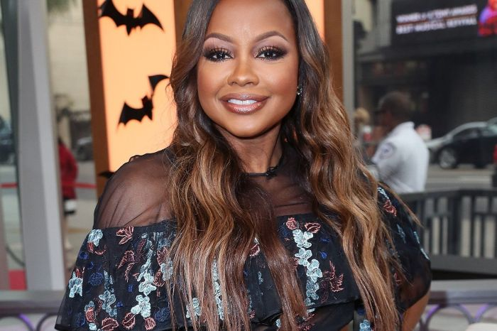 Phaedra Parks Has Some Tough Decisions To Make During This Global Crisis