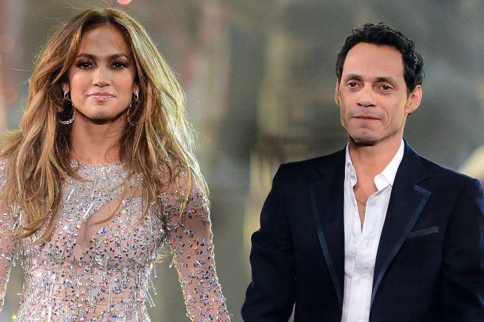 Jennifer Lopez Says She Felt Like A 'Failure' When She And Marc Anthony Divorced