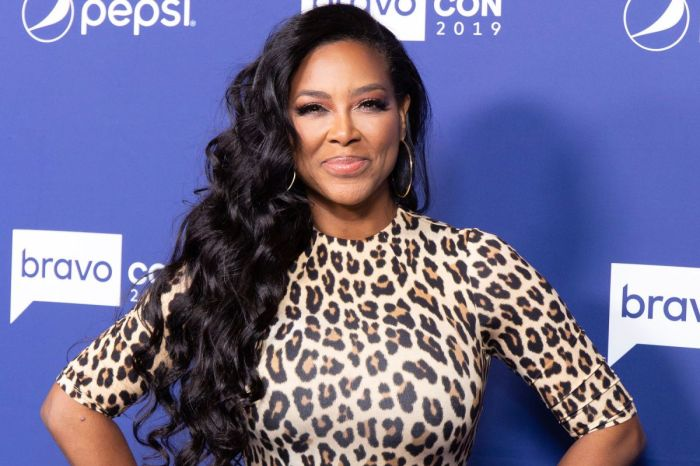 Kenya Moore Shares A Few Gorgeous RHOA Looks, Leaving Her Fans In Awe - Check Them Out Here