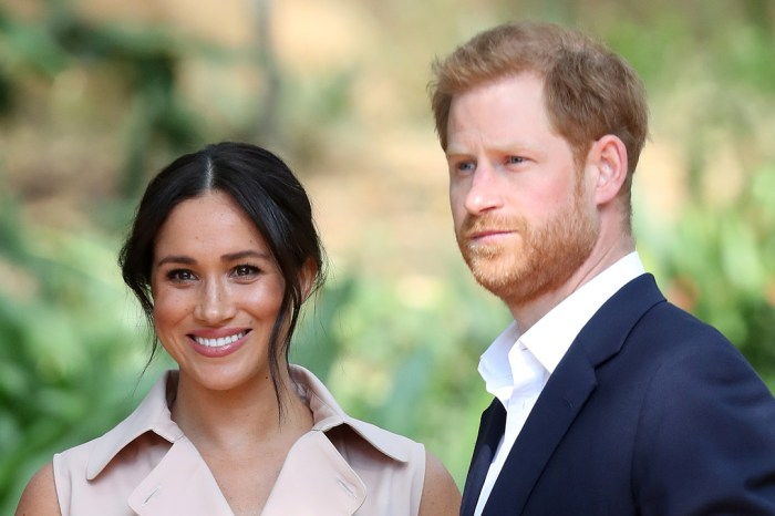 Meghan Markle And Prince Harry: Reports Say They've Moved To Los Angeles - Details!