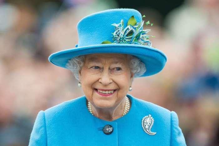 Queen Elizabeth Avoids Shaking Hands At Event Amid The Coronavirus Danger