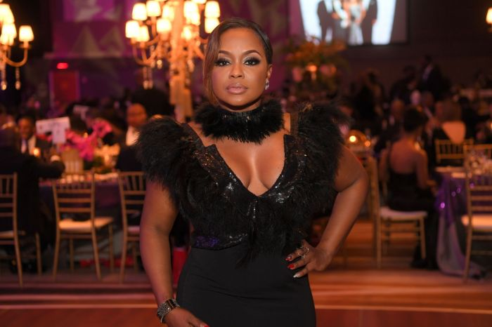 Phaedra Parks Has A Message For The People In Georgia: 'Do Not Be Fooled!'