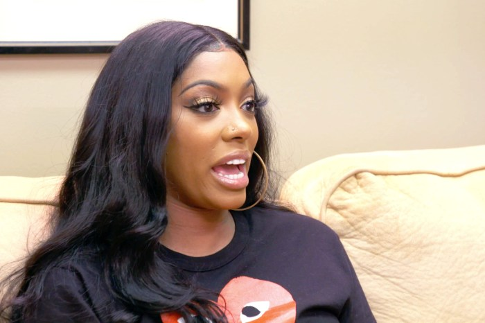 Porsha Williams Tells Her Fans That They Will Have To Roll Her Out Of Quarantine - Check Out The Reason