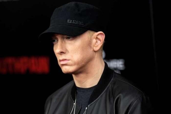 Eminem Donates 'Mom's Spaghetti' To Detroit Hospitals
