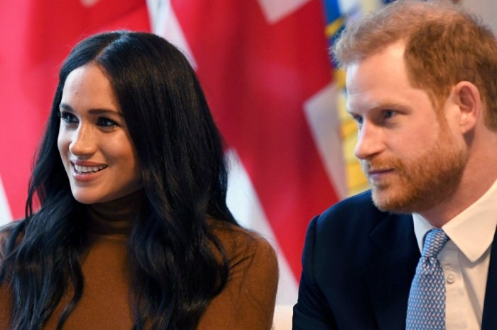 Prince Harry & Meghan Markle Help Deliver Meals In Los Angeles Amid COVID-19 Lockdown