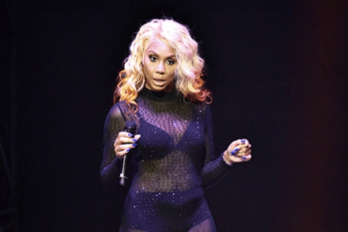 Tamar Braxton Will Fix Hair Disasters One Head At A Time! Here's Her Exciting Announcement