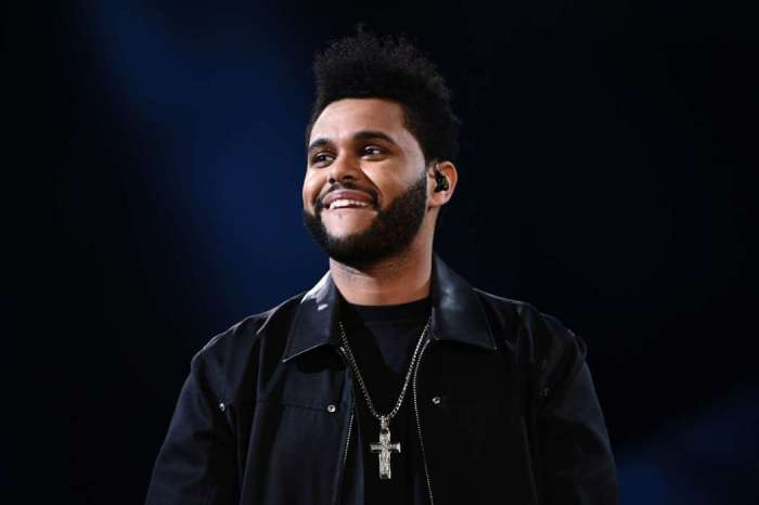 The Weeknd's New Record After Hours Stays On Top Of The Chart For Three Weeks