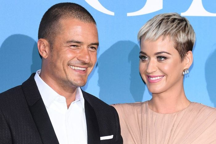 Katy Perry Says Orlando Bloom Is The Only One Who Can Deal With Her During Her Darkest Days!