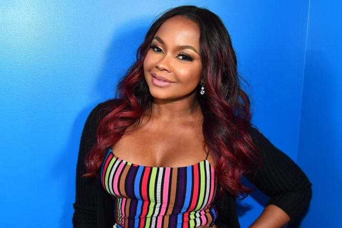 Phaedra Parks Shares An Emotional Message Following The Death Of Chadwick Boseman