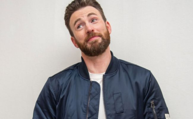 Chris Evans Breaks His Silence On That Private Pic He