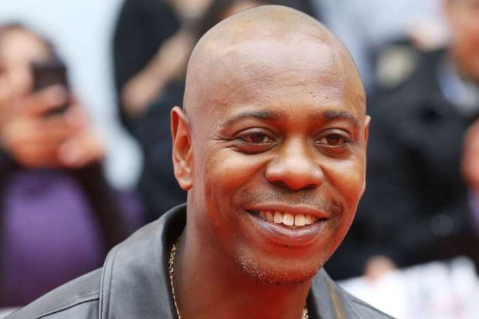 Dave Chappelle Tells Critics To 'Shut Up' 'Forever' Amid Emmy Award Acceptance Speech