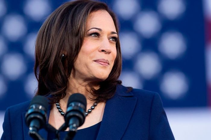 Kamala Harris Insists The World 'Must Never Stop Speaking' Breonna Taylor's Name In Powerful Message After Grand Jury Decision