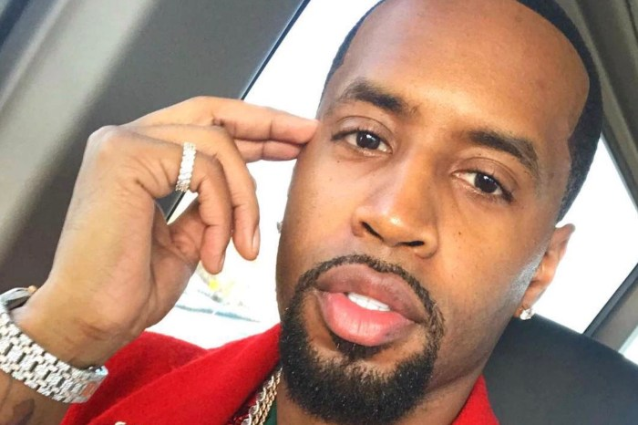 Safaree Misses The Stage Shows - Check Out The Throwback Clip He Shared