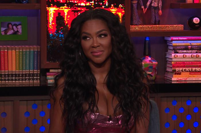Kenya Moore Shares A New Video Featuring Her Baby Girl, Brooklyn Daly - See It Here