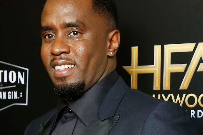 Diddy Gushes Over Machine Gun Kelly - See The Message He Posted