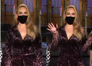 Adele Wore Acne Studios For SNL Promo And Fans Are Going Crazy Over The Look