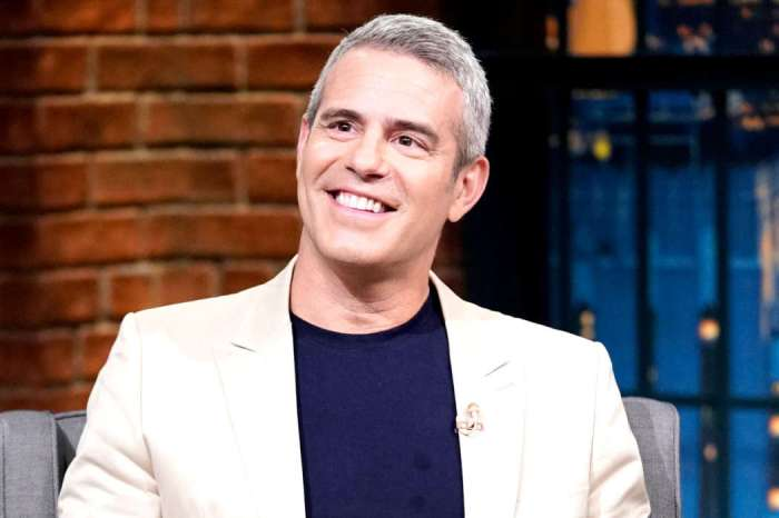 Andy Cohen Says He Doubts Caitlyn Jenner And Sophia Hutchins Will Appear On Real Housewives