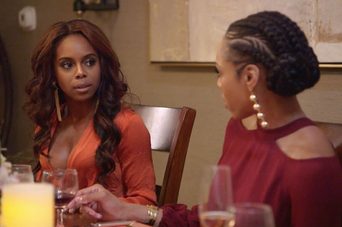 RHOP: Monique Wanted To Apologize To Candiace Dillard Before She Pressed Charges -- Karen Huger Calls Out Robyn Dixon