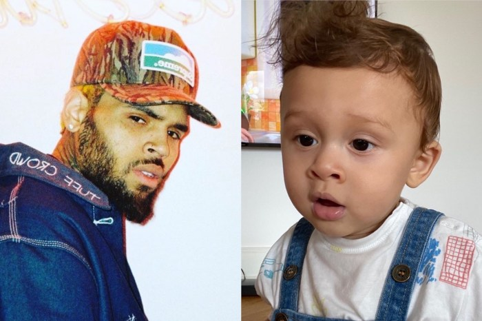Chris Brown Reunites With Son Aeko After Months Of Separation - Here's How He Feels And More Insider Details!