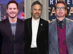 Mark Ruffalo And Robert Downey Jr. Clap Back At Chris Pratt Haters After He's Voted As The Worst Hollywood Chris!
