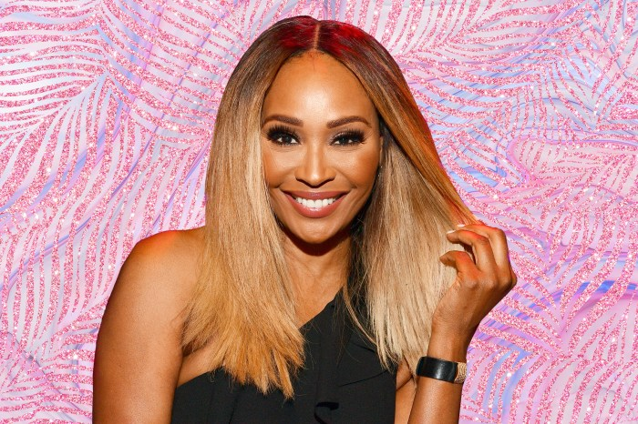 Cynthia Bailey Posts A Gorgeous Photo With All Her Bridesmaids