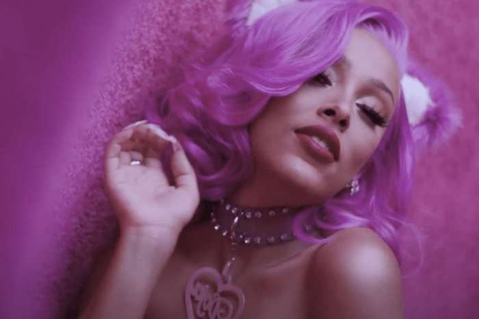Doja Cat Addresses French Montana Dating Rumors - She Says 'Relax'