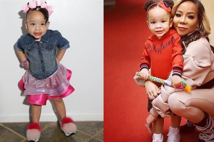 Tiny Harris' Latest Video Featuring Baby Heiress Harris Has Fans Saying That The Girl Needs Her Own TV Series!