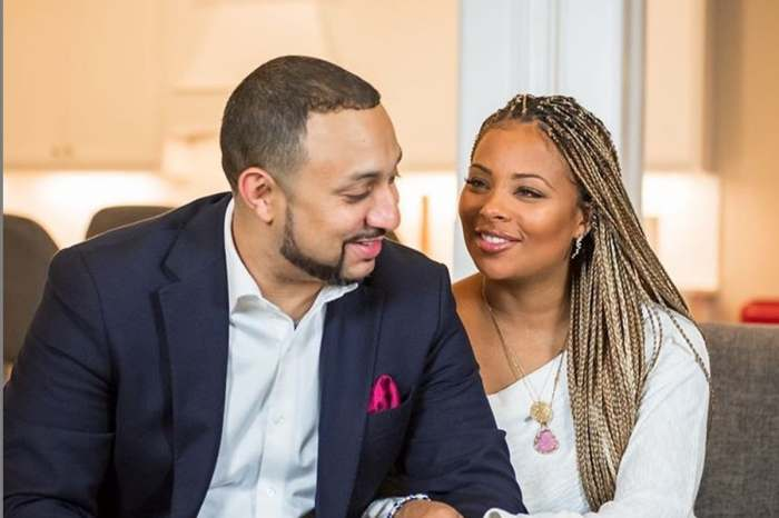 Eva Marcille Has A Date Night With Mike Sterling