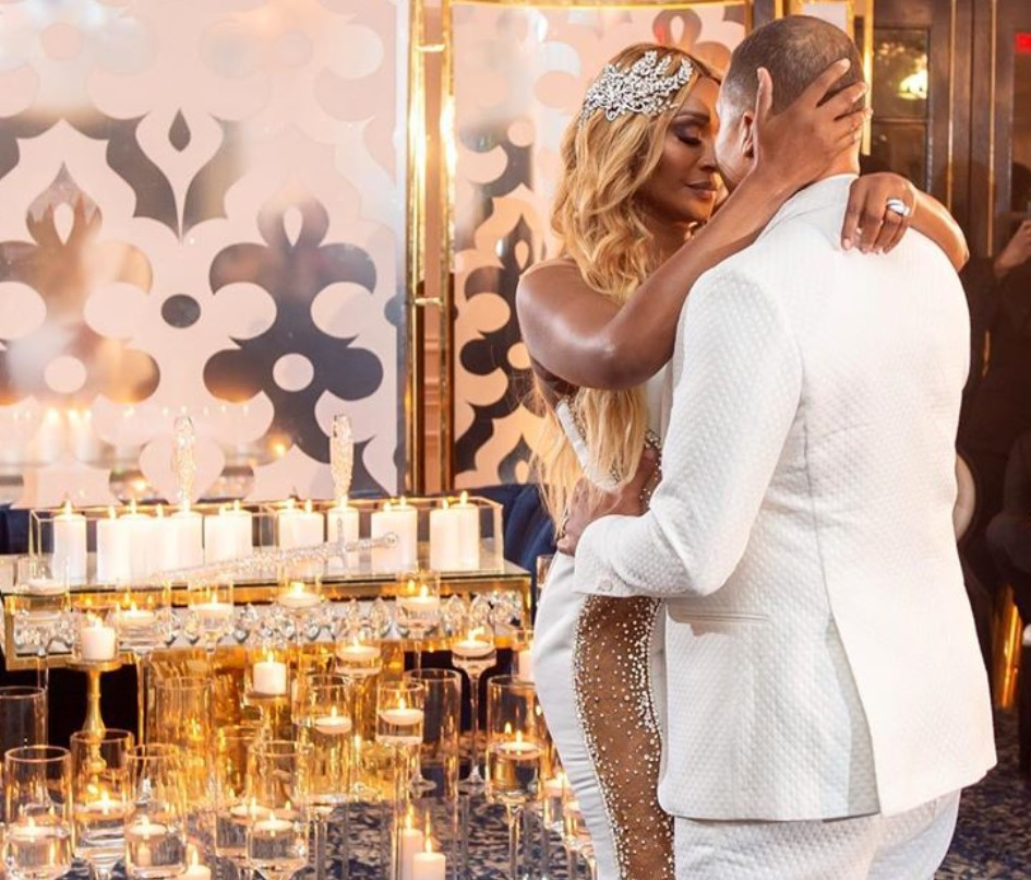 """rhoa-star-cynthia-bailey-explains-why-she-didnt-have-sex-on-her-wedding-night-with-husband-mike-hill"""