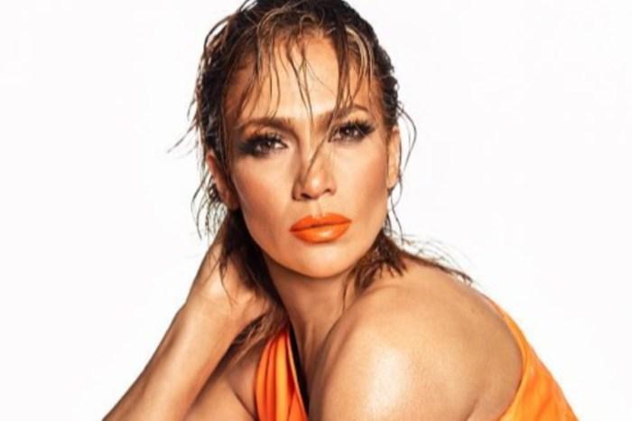 Jennifer Lopez Is Ravishing In Balmain X Puma