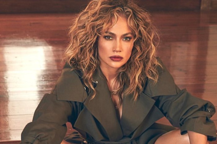 Jennifer Lopez Puts On A Vibrant Display In A Tie-Dye Outfit — See The Look!