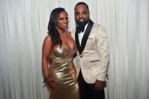 Kandi Burruss Shares A Halloween Photo With Her Kids, Ace And Blaze - Check Out The Trio!