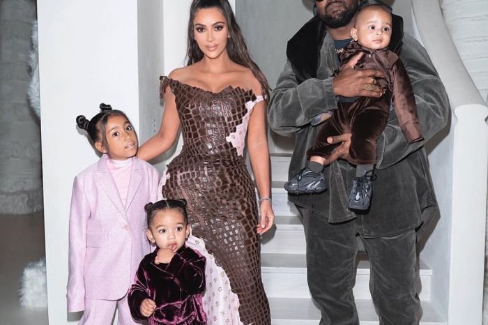 Cuteness Overload: Kim Kardashian's Photos Of Psalm West And Chicago West Have Fans In Awe