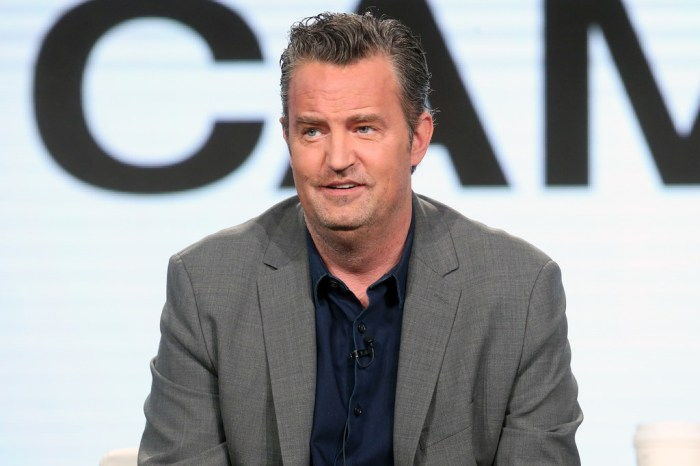 Matthew Perry Is Still Recuperating From His Gastrointestinal Operation