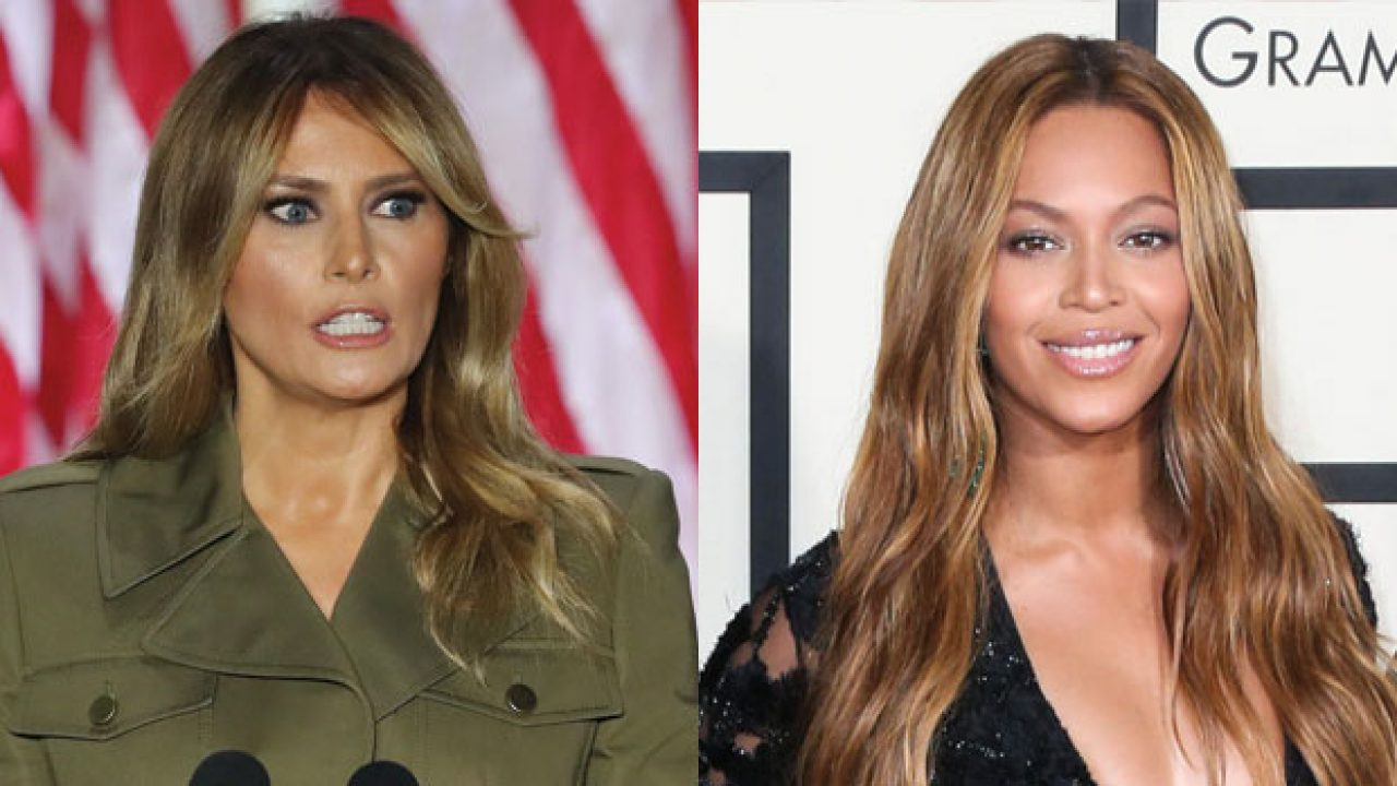 """""""melania-trump-new-leaked-phonecall-recording-reveals-the-flotus-was-shocked-to-learn-about-beyonce-being-on-the-cover-of-vogue-in-2018"""""""