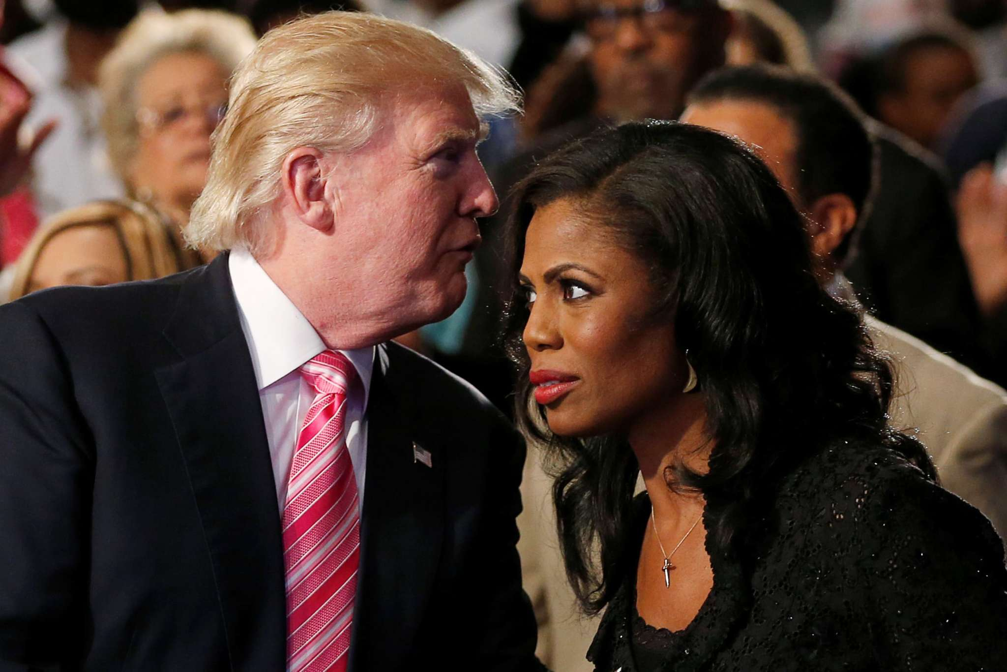"""""""omarosa-says-melania-is-repulsed-by-donald-trump-and-reveals-more-about-their-strange-marriage-during-new-interview"""""""