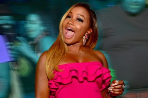 Phaedra Parks Looks Gorgeous During Her Latest Golf Photo Session