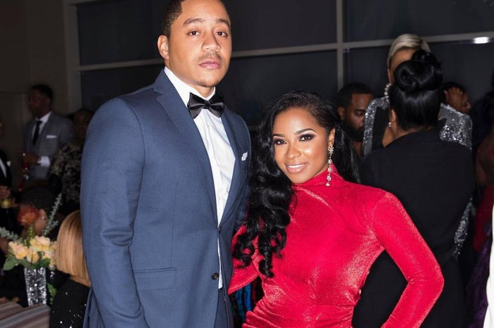 Toya Johnson Looks Amazing For A Dinner Under The Stars - See The Photo