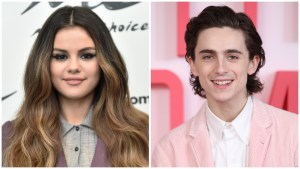 Selena Gomez Chats With Timothee Chalamet On Instagram Live While He's In Line To Vote - Confesses She's 'Nervous' About The Elections And More!