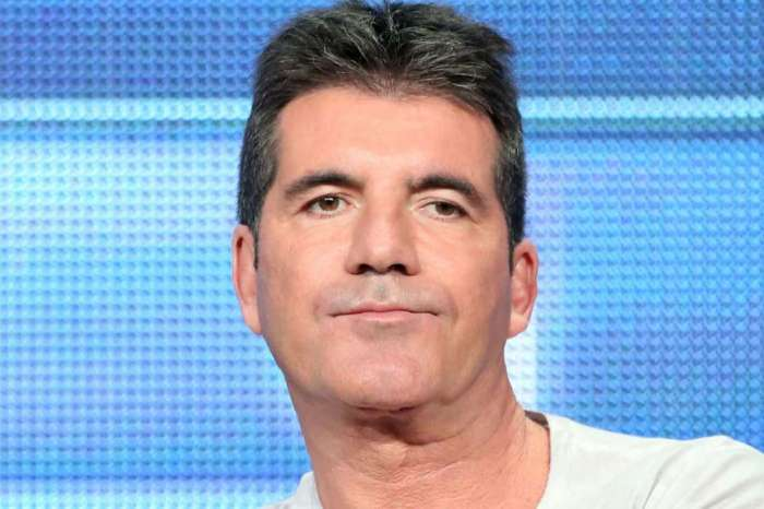 Simon Cowell Will Reportedly Lay In Bed For The Next 6 Months Following His Neck Injury