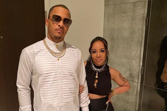 Tiny Harris Congratulates Her Husband, T.I. For The New Album