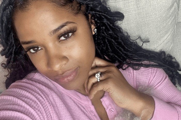 Toya Johnson Reveals Some Secrets For A Flawless Skin - See The Video