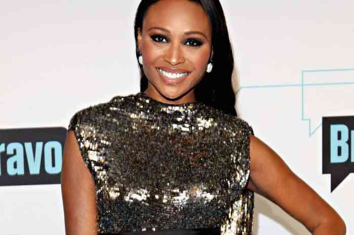 Cynthia Bailey Publicly Professes Her Love For Mike Hill Ahead Of The Wedding