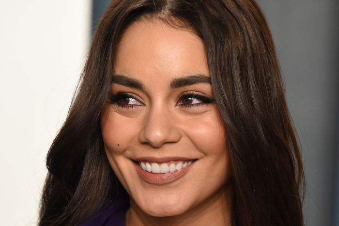 Vanessa Hudgens Searches For Her 'Vamp Daddy' In Stunning Halloween Costume!