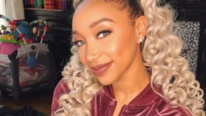 Zonnique Pullins Offers Fans Secrets For Amazing Hair - See Her Photo And Message