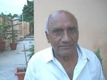 Ravishankar (first name), retired engineer, my pranayama teacher ( He studied with Marharishi Maheshin the 70s) & Anjula's father