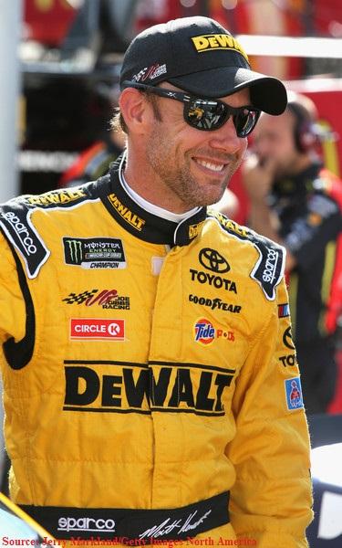 Matt Kenseth Sponsor 2018 Earnings NASCAR Career Winnings Salary
