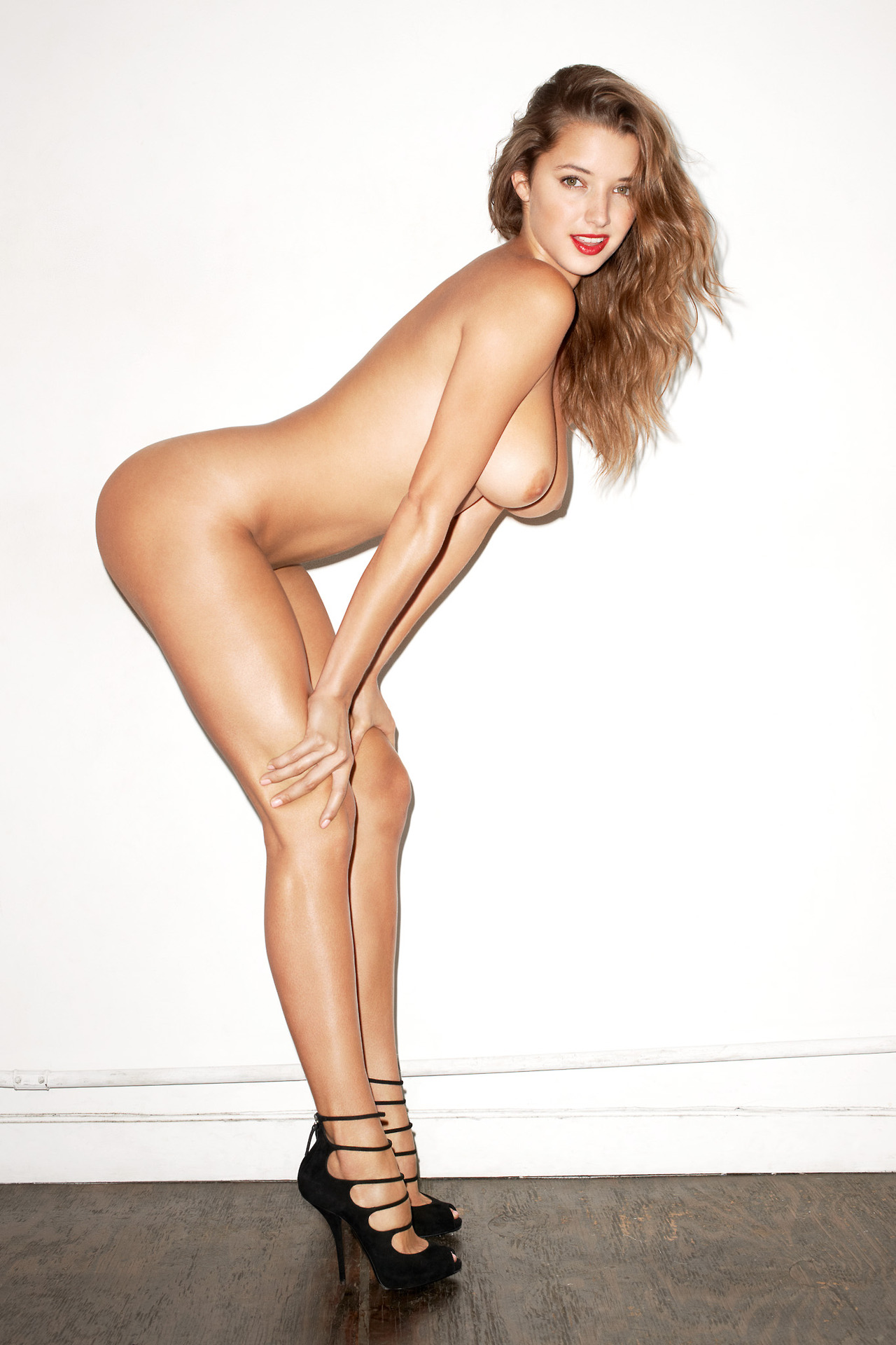 Alyssa Arce photoshoot by Terry Richardson for Lui