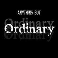 Ordinary (Anything But Series book 1) by Linda Zart